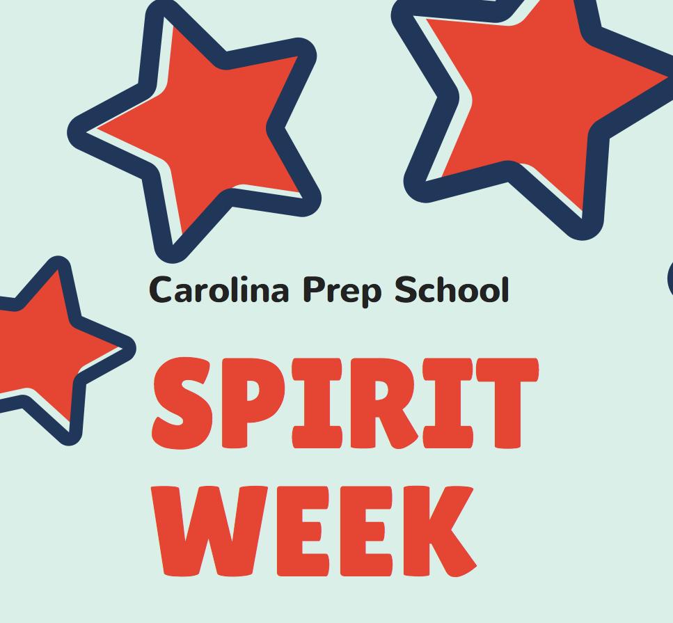 carolina prep school spirit week